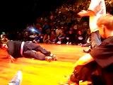 B´Boys Battle Just Jam 2010   B´Boy Spin Vs B´Boy Rukus
