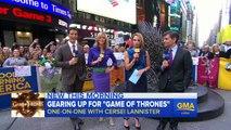 Game of Thrones Star Lena Headey on Cersei Lannister