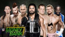 WWE Money in the Bank 2015 - Money in the Bank ladder match - WWE World Heavyweight Championship match contract