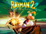 Rayman 2 The Great Escape THE BAYOU PART 1 Soundtrack Theme Music