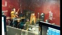 Recording at Icone studios