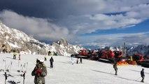 Zugspitze - a mais alta e bela montanha da Alemanha