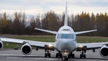 CLOSE UP! Cathay Pacific Cargo Boeing 747-8F Departs Anchorage Int'l (PANC)