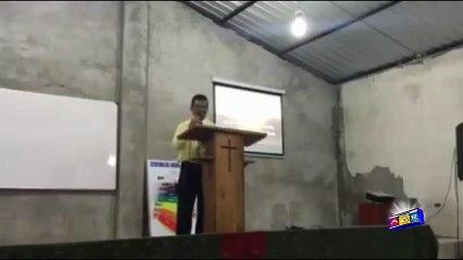 igesia en mediio terremoto ecuador