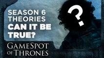 Jon Snow: Can it Be True? - GameSpot of Thrones