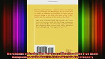 DOWNLOAD FULL EBOOK  Merchants of Grain The Power and Profits of the Five Giant Companies at the Center of the Full Ebook Online Free