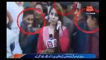 Pindi boys disturbing Sama news reporter-Funny Videos-Funny Pranks-Funny Fails-WhatsApp videos-Zaid Ali Videos-Funny Clips-Funny Compilations 2015