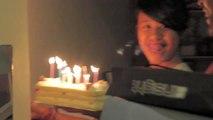 Kharis Birthday