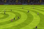 FIFA 14 iPhone/iPad - Bélgica vs. Estados Unidos