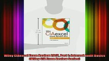 DOWNLOAD FULL EBOOK  Wiley CIAexcel Exam Review 2015 Part 1 Internal Audit Basics Wiley CIA Exam Review Full Ebook Online Free