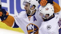 Unlikely Hero Lifts Islanders in 2OT