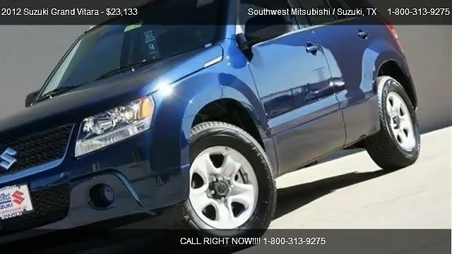 Suzuki Grand Vitara Premium @ Southwest Mitsubishi / Suzuki