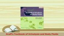 PDF  Graffs Textbook of Urinalysis and Body Fluids PDF Book Free