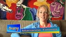 Sporthuldiging gemeente Harderwijk 2013-2014 - jury Marianne Timmer