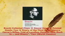 PDF  Brecht Collected Plays 4 Round Heads  Pointed Heads Fear  Misery of the Third Reich  Read Online