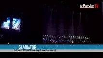 «Gladiator», la musique du film écrite par Hanz Zimmer en live