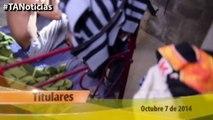 Titulares de Teleantioquia Noticias-martes 7 de octubre_2014