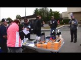 Smyrna Police Department Cops & Kids For Christmas 2013 Buddy Head Tennessee State Tropper