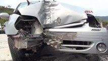 Karabük Yakınlarının Dünyaya Gelen Bebeğini Görmeye Giden Aile Kaza Yaptı: 2 Ölü, 4 Yaralı
