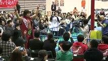 03.27.2016 Jake Lee & Kento Miyahara vs. Takao Omori & Yutaka Yoshie (AJPW)