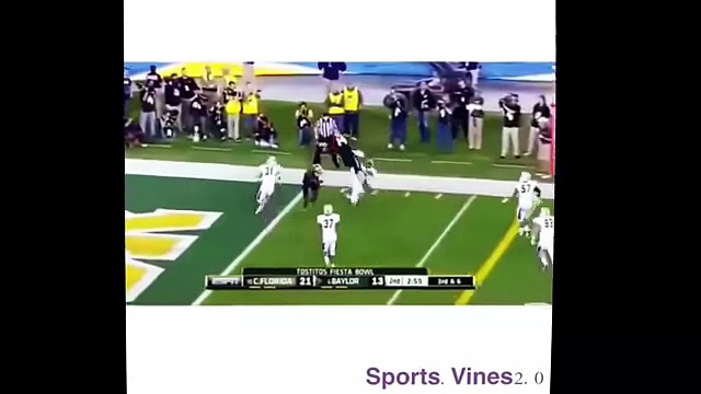 Football hits highlights!