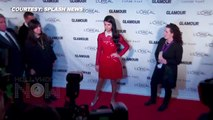 RED HOT! Selena Gomez Looks SEXY At Glamour Awards 2015