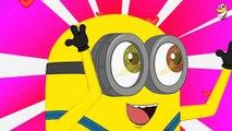 Minions treadmill BANANA Funny Cartoon ~ Minions Mini Movies 2016 [HD]