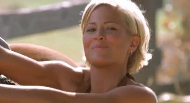 Brittany Daniel in Joe Dirt