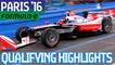 Paris 2016 Qualifying Highlights - Formula E