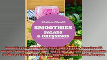 READ book  Smoothies for weight loss Smoothies Salads  Dressings 45 Recipes And More Smoothies for  DOWNLOAD ONLINE