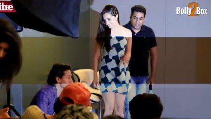Shraddha Kapoor Hot at Baaghi Film Song Launch