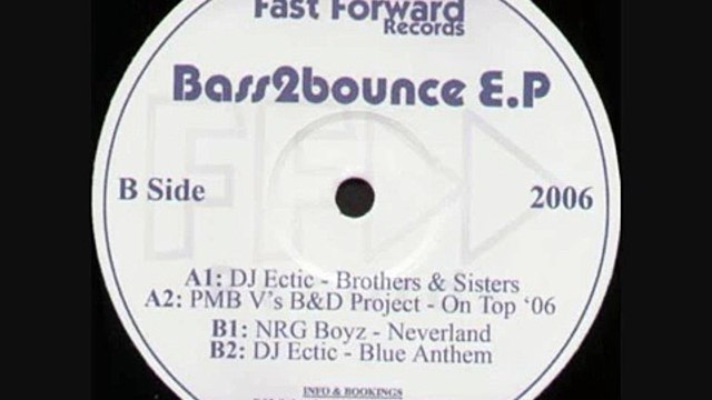 Dj Ectic - Brothers & Sisters