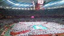 Hymn na otwarcie Mistrzostw Świata w Siatkówce Mężczyzn.