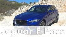 Jaguar F-Pace S und Jaguar F-Pace Diesel | F Pace 2016 | Test | Auto | Deutsch