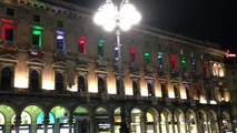 Piazza Duomo in Milan @ Christmas