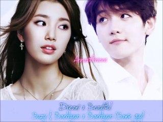suzy baekhyun dream x baekhyun beautiful