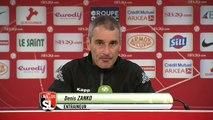 Réaction de Denis Zanko après Stade Brestois 29 - Stade Lavallois