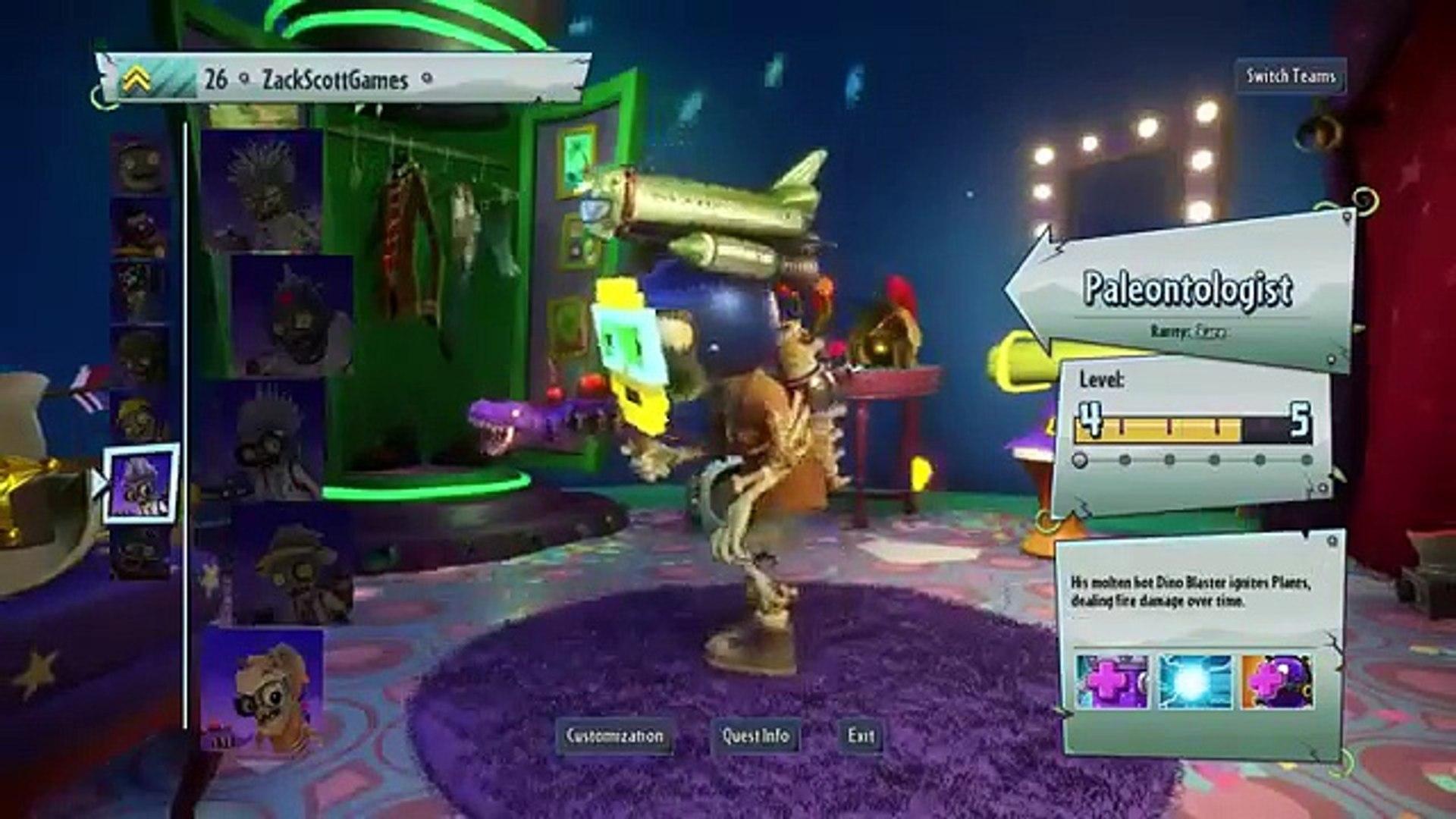 ZackScottGames: Plants vs Zombies Garden Warfare 2 Gameplay Part 15 Gnome  Bomb! PC