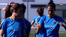 FCB Femení: Declaracions Xavi Llorens i Patri Guijarro, prèvia Collerense - Femení A [CAT]