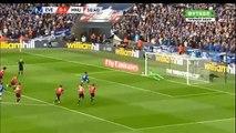Romelu Lukaku Shocking Penalty Missed HD - Everton 0-1 Manchester United - FA Cup 23.04.2016 HD