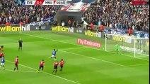 Romelu Lukaku miss Penalty Everton vs Manchester United 0-1 - FA CUP 2016