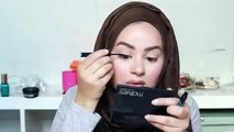 Get Ready With Me : Make-up Tutorial, Hijab Tutorial Outfit of the day!