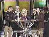 98 Degrees, Christina Aguilera & Ricky Martin Billboard Awards .