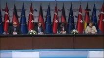 Gaziantep Frans Timmermans Ortak Basın Toplantısında Konuştu