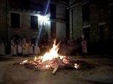 Benedizione del fuoco Pasquale.avi