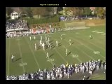 Delaware Valley College Aggies Final Drive Against Lycoming Warriors 11/5/2011