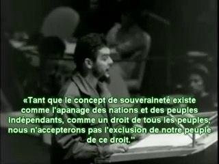 1964 - Che Guevara discours à l'ONU
