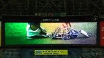【2015本拠地開幕】オリックス・バファローズ スタメン発表 04.03 VS北海道日本ハム