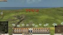 ROME II TOTAL WAR, BATALLA MULTIJUGADOR, EGIPTO VS ROMA, FULL HD # 1
