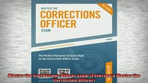 READ book  Master the Corrections Officer Exam Petersons Master the Correction Officer Full EBook